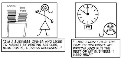 Episode 3 - Marketing your writing