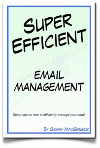Super Efficient Email Management by SMac To The Rescue - Your Super Efficiency Expert